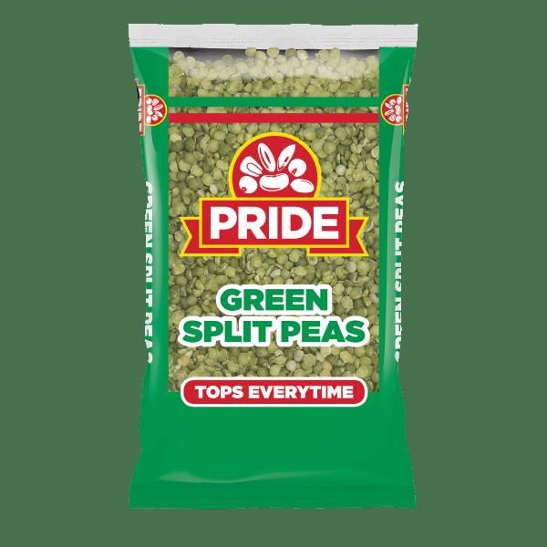 Pride Green Split Peas