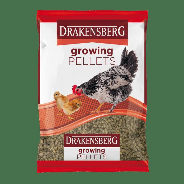 Drakensberg Growing Pellets