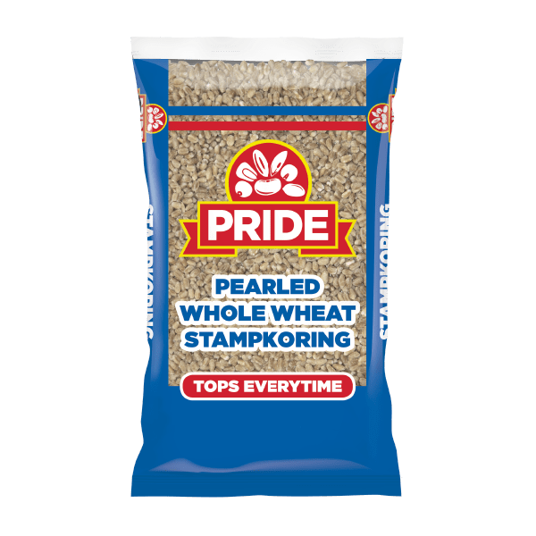 Pride Pearled Whole Wheat Stampkoring