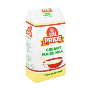 Pride Creamy Maize Meal