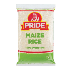 Pride Maize Rice