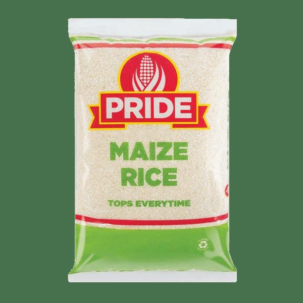 Pride Maize Rice