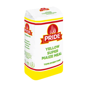 Pride Yellow Super Maize Meal