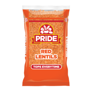 Pride Red Lentils