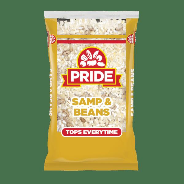 Pride Samp & Beans
