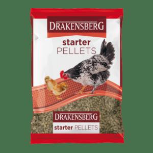 Drakensberg Starter Pellets