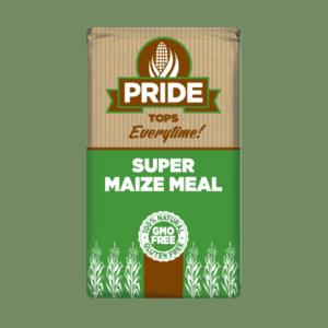 GMO-Free Super Maize Meal