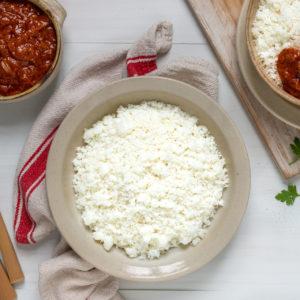 Putu (Crumbly Maize Porridge)