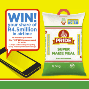 Pride Super Maize Meal Airtime Campaign