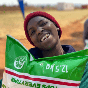 Pride Milling donates 41 tons of maize meal to COVID-19 relief initiative