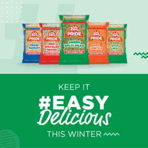 Pride Beans, Pulses & Grains #EasyDelicious Giveaway 2021